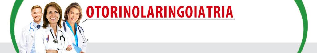 OTORINOLARINGOIATRIA 1030x172 - Otorinolaringoiatria